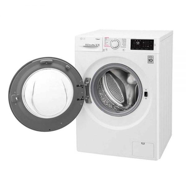 ماشین لباسشویی ال جی 8 کیلویی