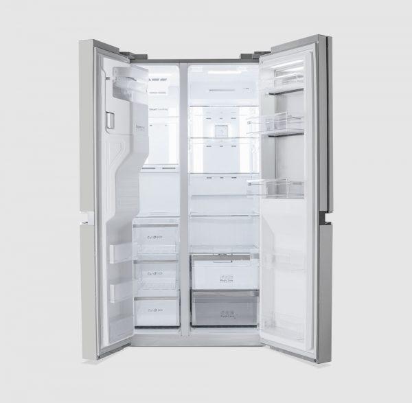 یخچال فریزر سه در دوو